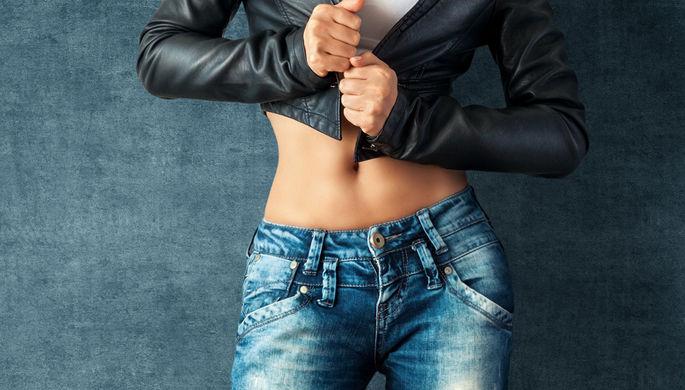 «Только не они»: заниженные джинсы вернулись в моду