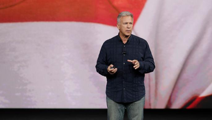 Накануне презентации: Apple покидает главный маркетолог