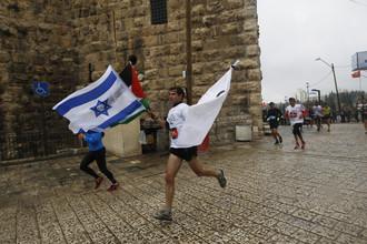 Один человек умер во время марафона в Тель-Авиве