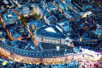 Девелоперский проект Quadrant 3 на Риджент-стрит в Лондоне