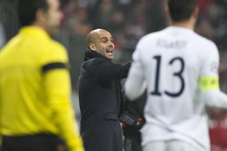 «Бавария» потерпела первое домашнее поражение под руководством Пепа Гвардиолы