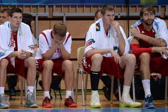 Мужская сборная России по баскетболу во второй раз в своей истории может остаться без чемпионата мира