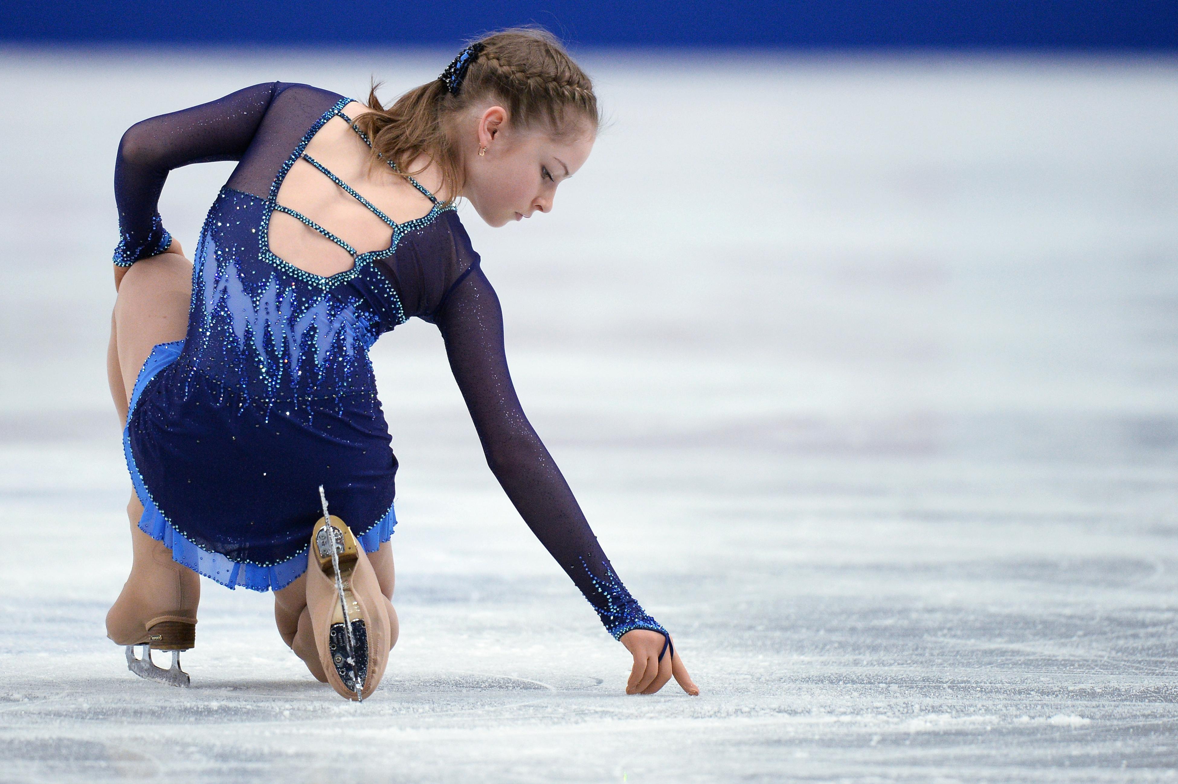 Юлия липницкая видео не отрекаются любя фото 116-652