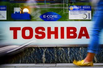 Toshiba осталась безголовы