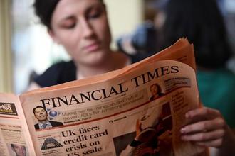 Financial Times стала японской