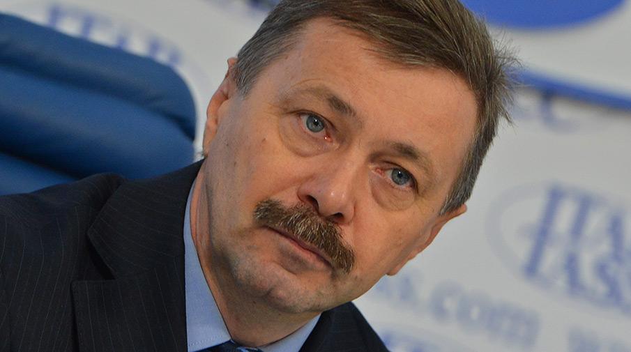 Бывший руководитель авиакомпаний «Добролет» и «Авианова» Владимир Горбунов,