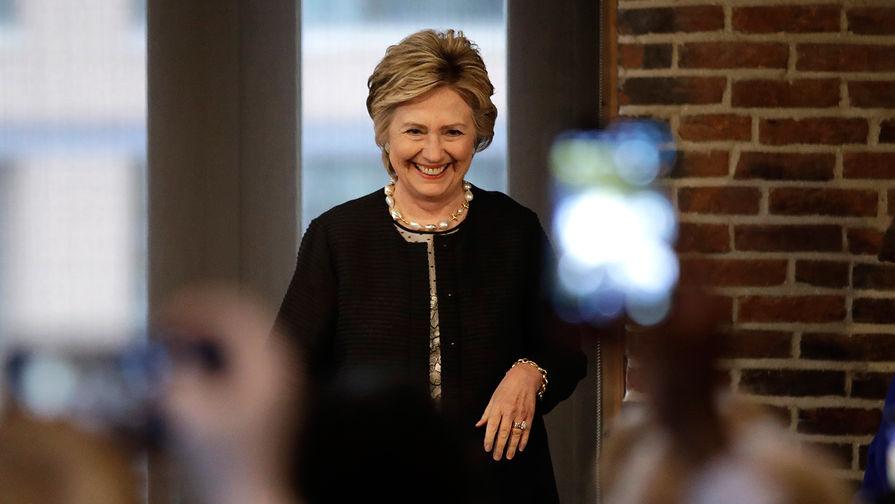 Пойдет ли Хиллари Клинтон в президенты США в 2020 году