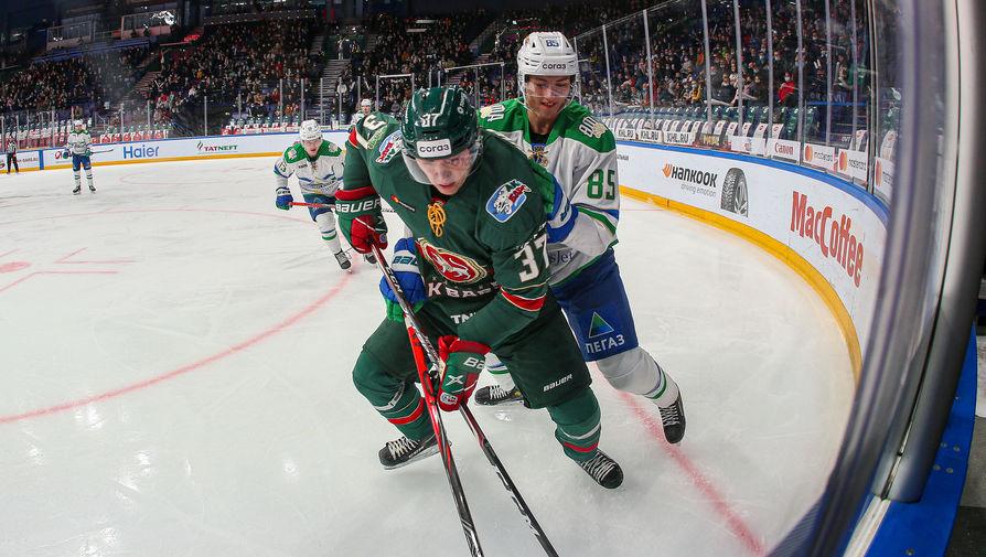Салават Юлаев обыграл Ак Барс и продлил победную серию в КХЛ