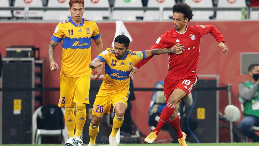 Эпизод матча «Бавария» — «УАНЛ Тигрес»