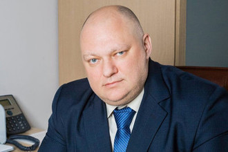 Депутат Дмитрий Петровский