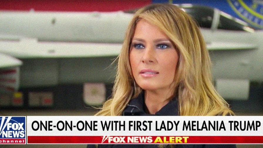 Первая леди США рассказала все, что думает о критике