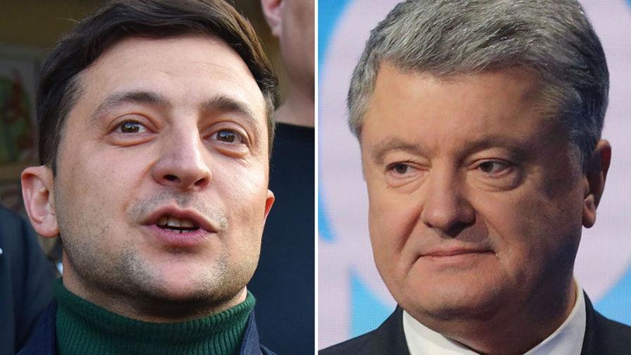 «Вы меня слышите?»: Порошенко позвал Зеленского на дебаты