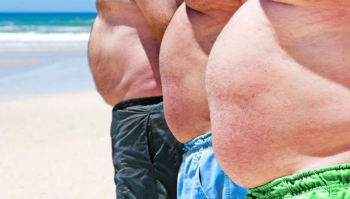 Ожирение, одышка, отрыжка: наш мужчина как секс-партнер