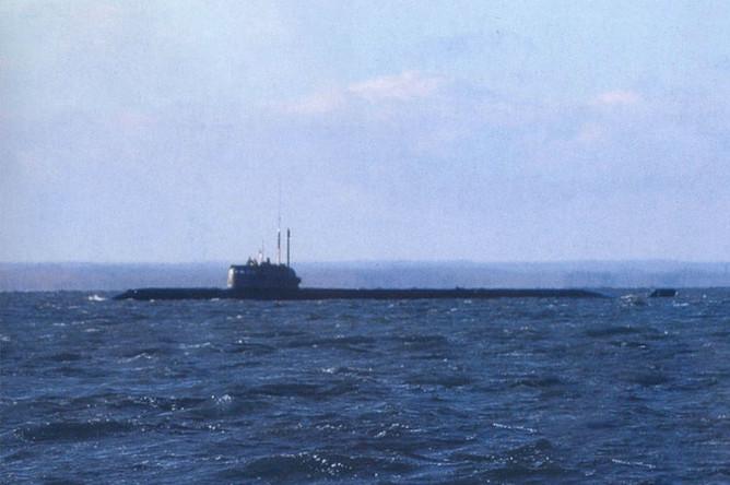 Подводная атомная глубоководная станция АС-12 («Лошарик»)