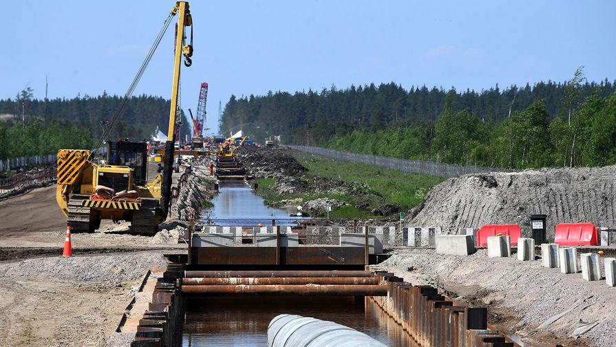 Немецкий экс-министр отметил неизбежность «Северного потока — 2»
