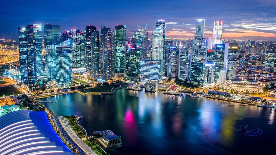 Российское судно оказалось арестованным в Сингапуре из-за долгов