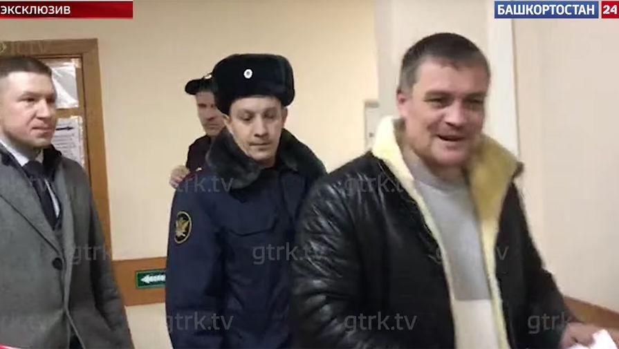 Владимир Санкин (кадр из видео)