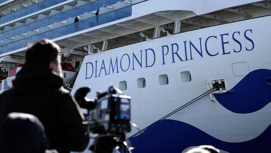 Восемь россиян с круизного судна Diamond Princess вернулись на родину