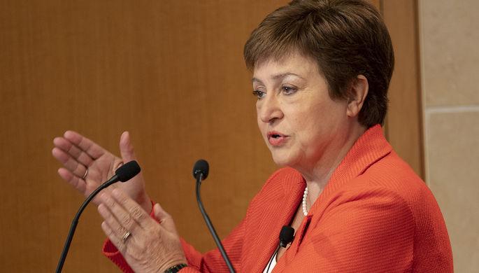 Хуже всех кризисов: МВФ признал рецессию из-за COVID-19