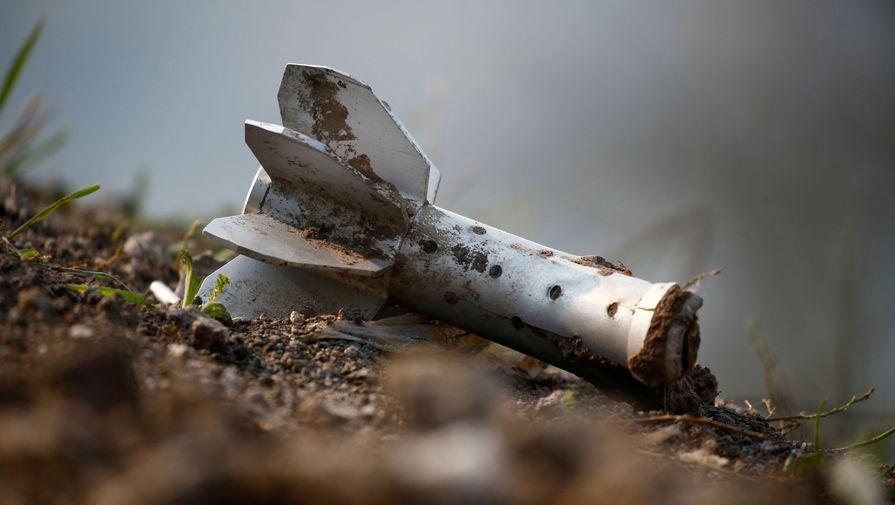 Взрыв мины: российский миротворец погиб в Карабахе