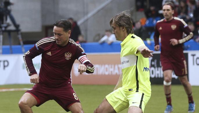 Аленичев стал легендой