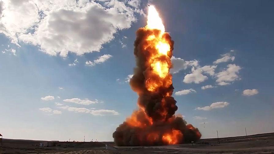 Минобороны испытало новую противоракету в Казахстане