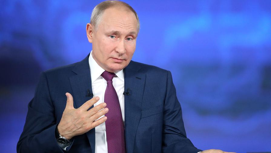 Путин предложил построить в Петербурге второе автомобильное кольцо по аналогии с ЦКАД