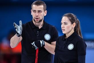 Россияне Анастасия Брызгалова и Александр Крушельницкий