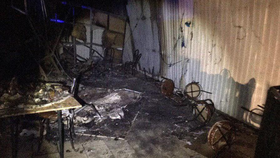 Предъявлены обвинения по делу о взрыве в кафе под Саратовом