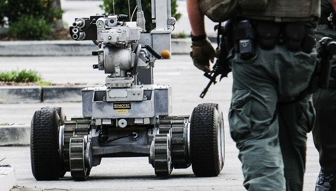 Дроны и роботы в форме: как технологии изменили полицию