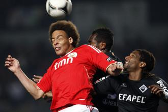 «Бенфика» не может победить на протяжении трех матчей