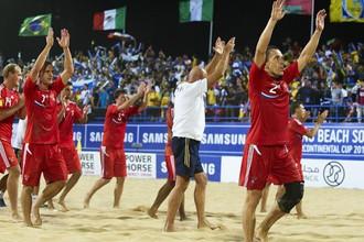 Сборная России выиграла Межконтинентальный кубок во второй раз подряд