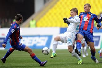 ЦСКА и «Зенит» сойдутся в матче на Суперкубок