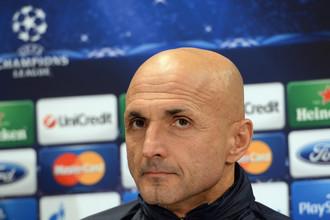 Наставник «Зенита» Лучано Спаллетти вряд ли будет праздновать выход своей команды в плей-офф Лиги чемпионов