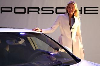 Российская теннисистка Мария Шарапова в 2010 году стала самой высокооплачиваемой спортсменкой мира
