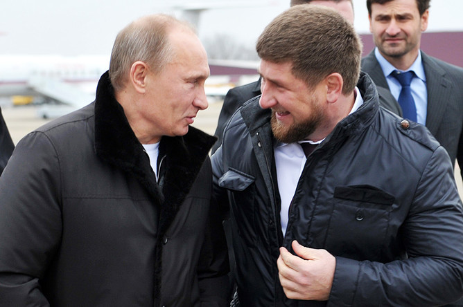 Кадыров согласился с мнением Путина о предателях родины