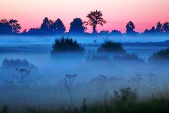 Август спрячется в туманах