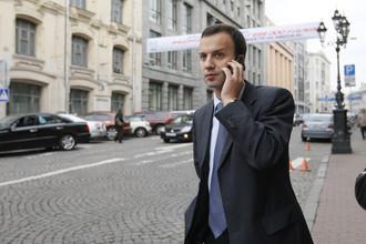 Помощник президента РФ Аркадий Дворкович, 2009 год