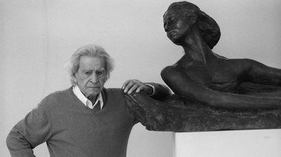 В Москве скончался скульптор Николай Никогосян
