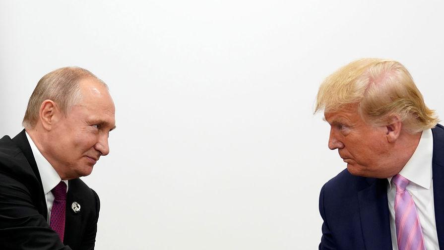 В Кремле раскрыли детали переговоров Путина и Трампа