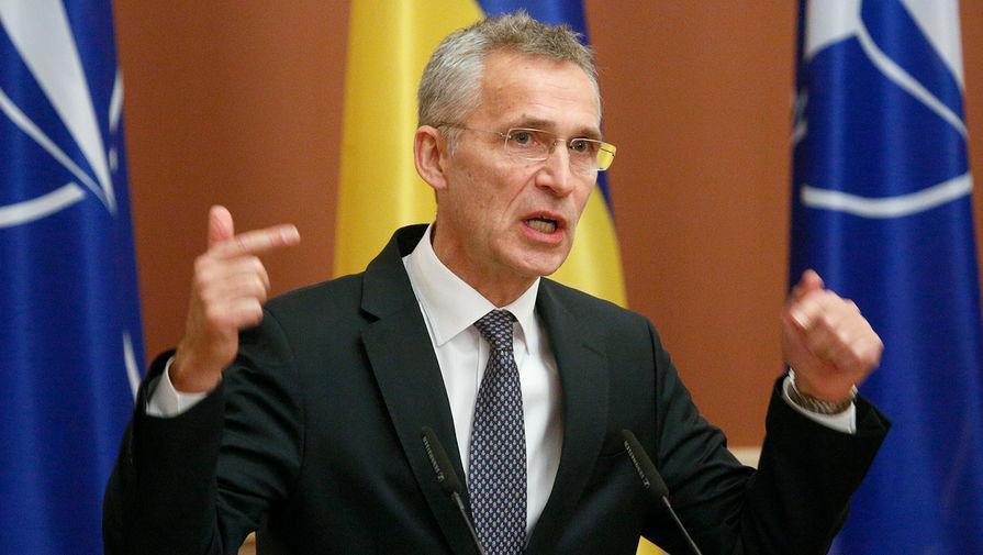 Украина указала на отсутствие препятствий для вступления в НАТО