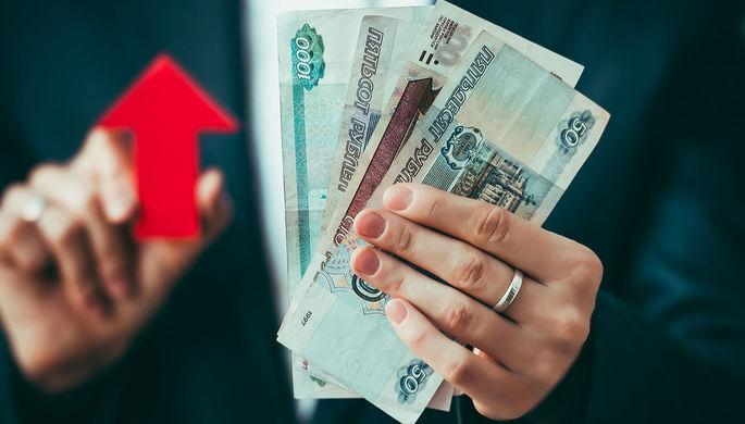 Рубль пошел в рост
