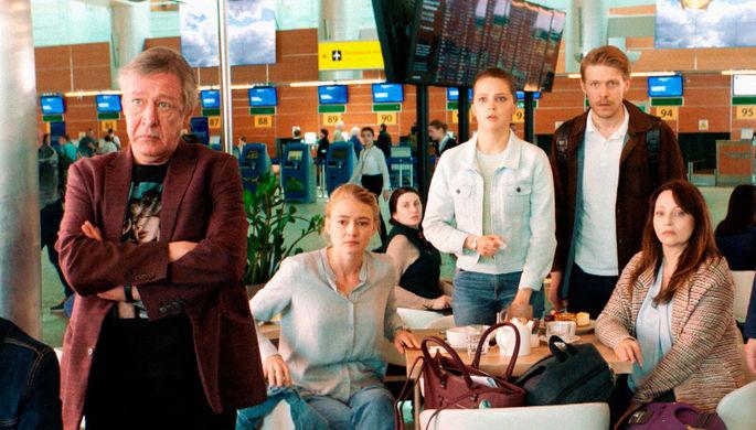 «Полет» не туда: как сериал с Ефремовыми, Табаковым и Акиньшиной не хочет быть российским