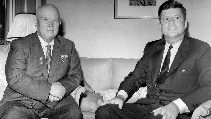 Закодированный доклад: экс-глава ЦРУ обвинил Хрущева в подготовке убийства Кеннеди