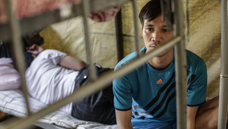 Песков заявил, что меры в отношении нелегальных мигрантов должны приниматься постоянно