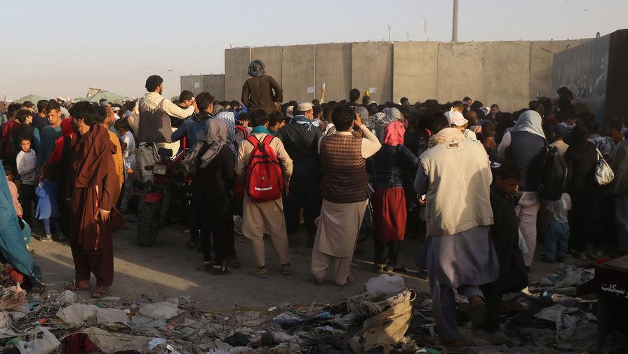 США приостановили эвакуацию из Афганистана из-за случаев кори