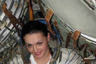 Кандидат в космонавты Елена Серова пока не назначена ни на один из будущих полетов на МКС