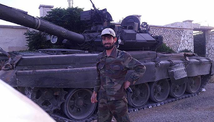 Исламисты освоили новейший российский танк