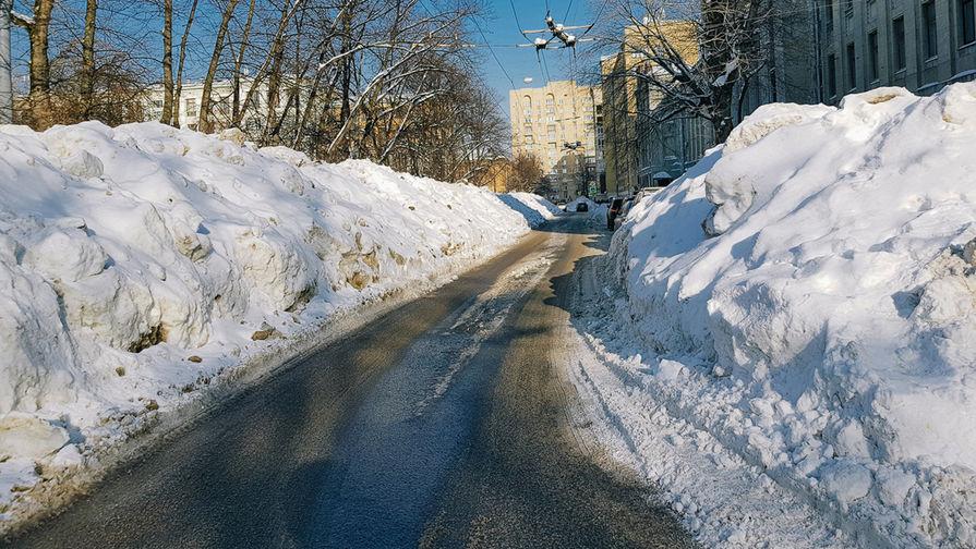 В Москве сугробы к утру пятницы вырастут до 36 сантиметров