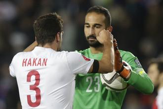 Сборная Турции готовится оставить Нидерланды без чемпионата Европы